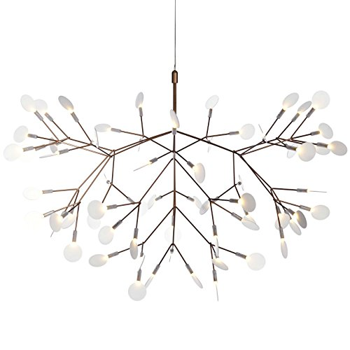 sunwe-moooi-dining-room-postmodern-art-chandelier-heracleum-ii-copper