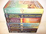 img - for Complete Collection Set Books 1-7 (The Earth Chronicles, The 12th Planet, The Stairway to Heaven, The Wars of Gods and Men, The Lost Realms, When Time Began, The Cosmic Code, The End of Days) book / textbook / text book