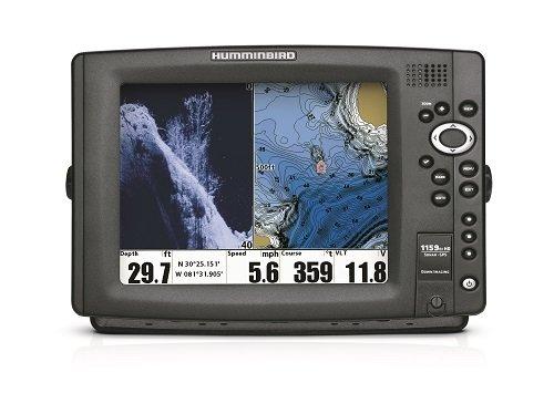 Humminbird 1159CI HD DI Combo Fishfinder/GOS Down Imaging 417fmLl5GqL