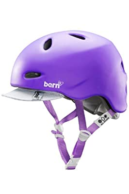 Bern Berkeley Womens Helmet - by Bern