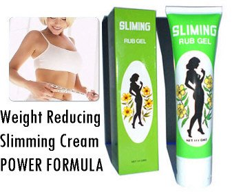 U-Med Slimming Rub Gel Medical Formula Weight Reducing and Tummy Shrinking Cream