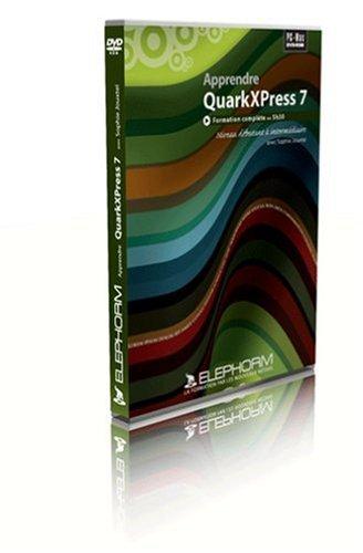 Apprendre QuarkXPress 7 (Sophie Jouxtel)