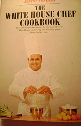 The White House chef cookbook