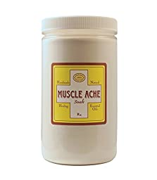 Bath Soak- Effervescent- Muscle Ache