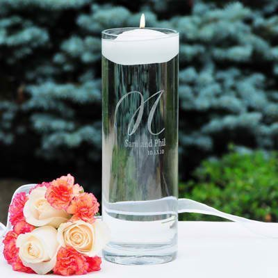 Concepts Elegance Floating Unity Candle