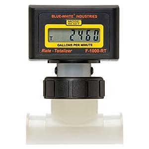 2 Inch Electronic Digital Pool Flow Meter