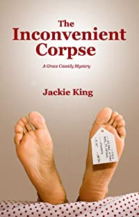 (FREE on 7/23) The Inconvenient Corpse by Jackie King - http://eBooksHabit.com