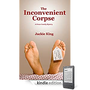 The Inconvenient Corpse: A Grace Cassidy Mystery