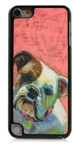 HeartCase Hard Case for Apple itouch 5g 5th Generation ( Bulldog Dog ) (Ipod 5th Generation Bulldog Cases compare prices)