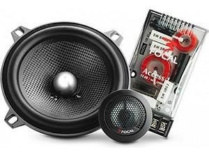 "Focal Access 130A1 Sg 5-1/4"" Component Speaker System"