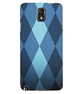ColourCraft Pattern Design Back Case Cover for SAMSUNG GALAXY NOTE 3