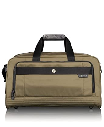 途米Tumi Luggage T-tech  Chiapas Weekender商务旅行斜挎包 moss$131.25