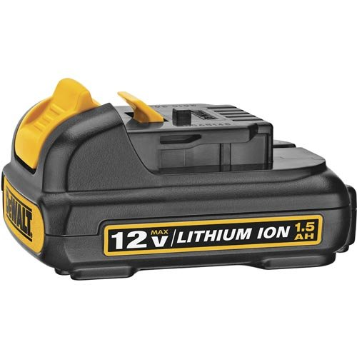 DEWALT DCB120 12-Volt Max Lithium-Ion Battery Pack ...