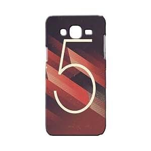 BLUEDIO Designer 3D Printed Back case cover for Samsung Galaxy J7 - G3438