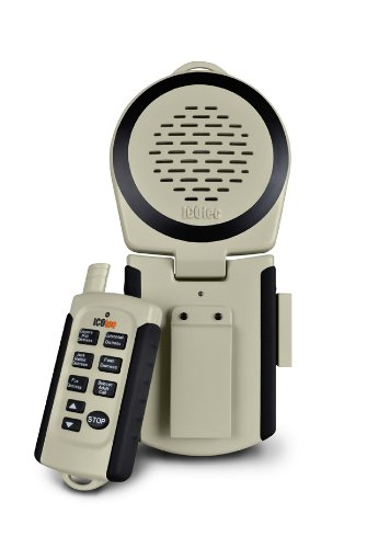 Icotec Call Of The Wild Gc100 Electronic Game Call, Grey