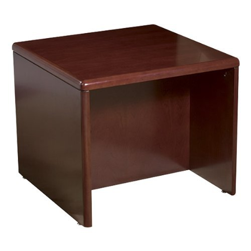 "Cheap Dark Cherry Finish End Table. 24"" x 24"" x 20"". (Good Match for Lounge Series Seating) (SON-20-CHY)"