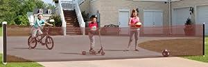 Kid Safe Driveway Guard 18ft/Black