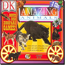 Amazing Animals w/ BONUS Zoofari Games!