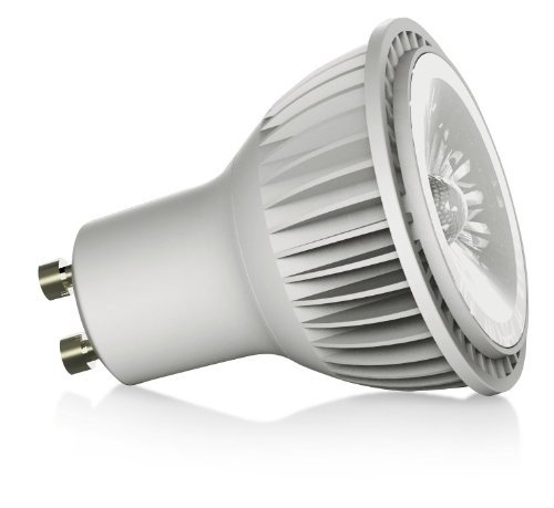 Sunsun Lighting Si-Xmr16Gu10D07-27Sv/25 Mr 16 Gu10 Base Led Dimmable Spot Light, Warm White