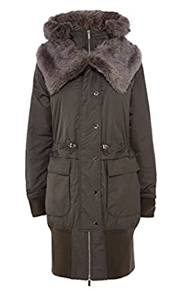 Ultimate khaki parka