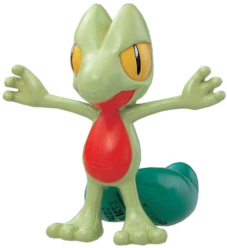 "Takara Tomy Pokemon Monster Collection Mini Figure - 1.5"" Treecko / Kimori (M-087) (Japanese Import) - 1"