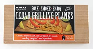 Mr. Bar-B-Q Mr Bar B Q 05020 Cedar Planks at Sears.com