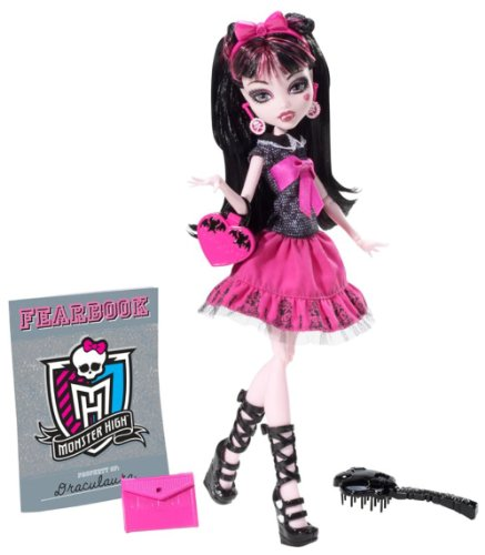 Monster High Picture Day Draculaura Doll (Picture Day Monster High Dolls compare prices)