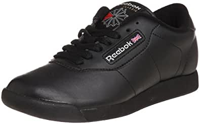 Reebok Women's Princess Shoes EUR 37 Black
