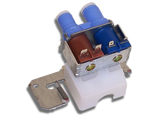 GE WR57X10051 Ice Maker Double Solenoid Water Valve (General Controls Gas Valve compare prices)