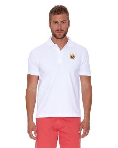 POLO CLUB Polo Custom Fit Básico [Bianco]