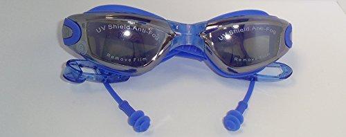 G-Ripple 耳栓一体型水泳用ゴーグル 青