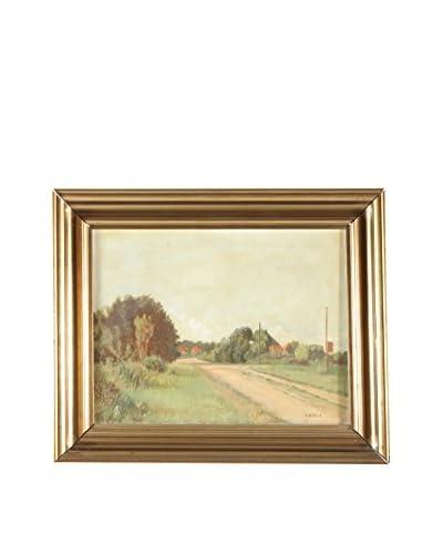 Gourdon 1928, Landscape