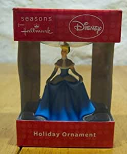Walt Disney CINDERELLA Princess Hallmark CHRISTMAS ORNAMENT NEW
