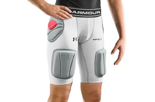Boy's MPZ® 3 Demolition Girdle Bottoms by Under Armour