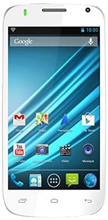 Logicom S450 Smartphone Compact Blanc