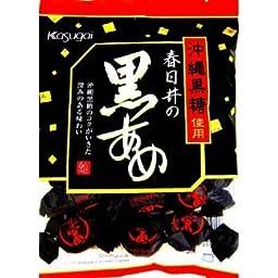 Kasugai Japan Okinawa Brown Sugar Candy 118g x 12 bags