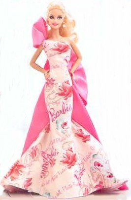 417gfUgKO9L Buy  Avon Exclusive Caucasian Rose Splendor Barbie Doll