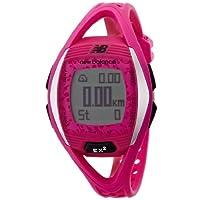 [ニューバランス]new balance 腕時計 EX2 901 心拍計測機能搭載ランニングウォッチ ピンク×ブラック EX2-901-103 レディース 【正規輸入品】