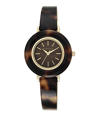 anne-klein-womens-olivia-quartz-watch-with-brown-dial-analogue-display-and-brown-resin-bracelet-ak-n