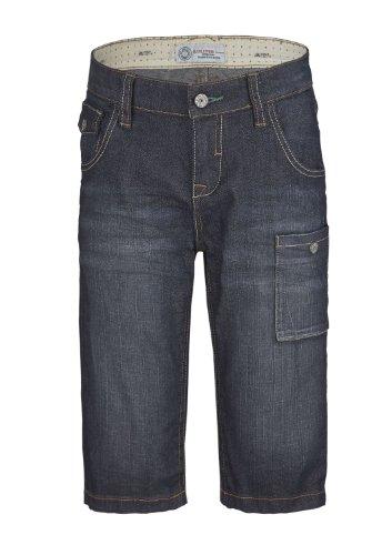s.Oliver Jungen Jeans 61.403.72.2306, Einfarbig, Gr. 176 (HerstellergröÃYe: 176/REG), Blau (blue denim stretch)