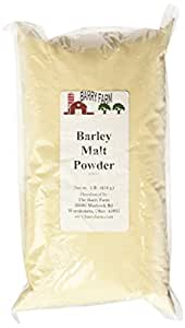 Amazon.com : Barley Malt Powder, 1 lb. : Barley Flours
