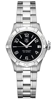 TAG Heuer Women's WAF1310.BA0817 Aquaracer Quartz Watch