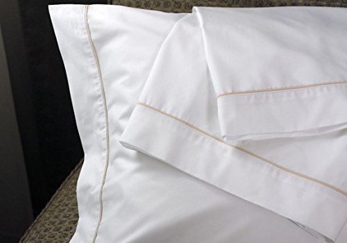 westin-hotel-300tc-pillowcase-pair-with-taupe-trim-piping-king