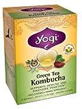 Yogi Teas - Green Tea Kombucha 16 bags