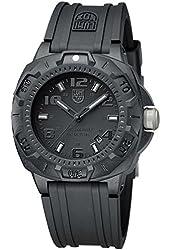 Luminox Men's Original Navy Seal Rubber Watch - Black