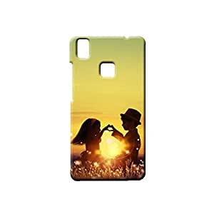 G-STAR Designer Printed Back case cover for VIVO V3 - G7343