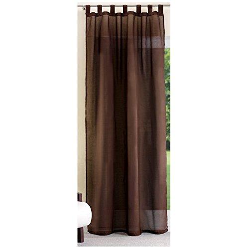 gardinen deko » gardinen kürzen bügeln - gardinen dekoration ... - Küchengardinen Mit Schlaufen