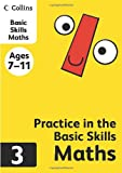 Collins Practice in the Basic Skills - Maths Book 3