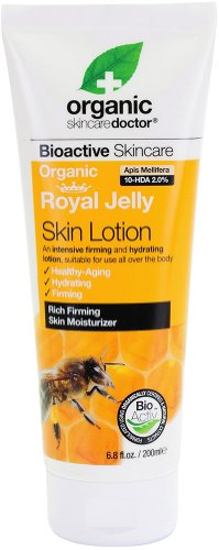 Organic Doctor Royal Jelly Skin Lotion-200 Cream