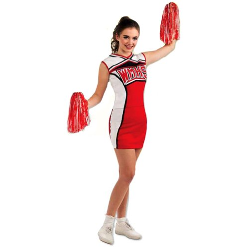 Halloween Costumes For Pregnant Women Ideas Glee Quinn Cheerleader Adult Costume Cheap